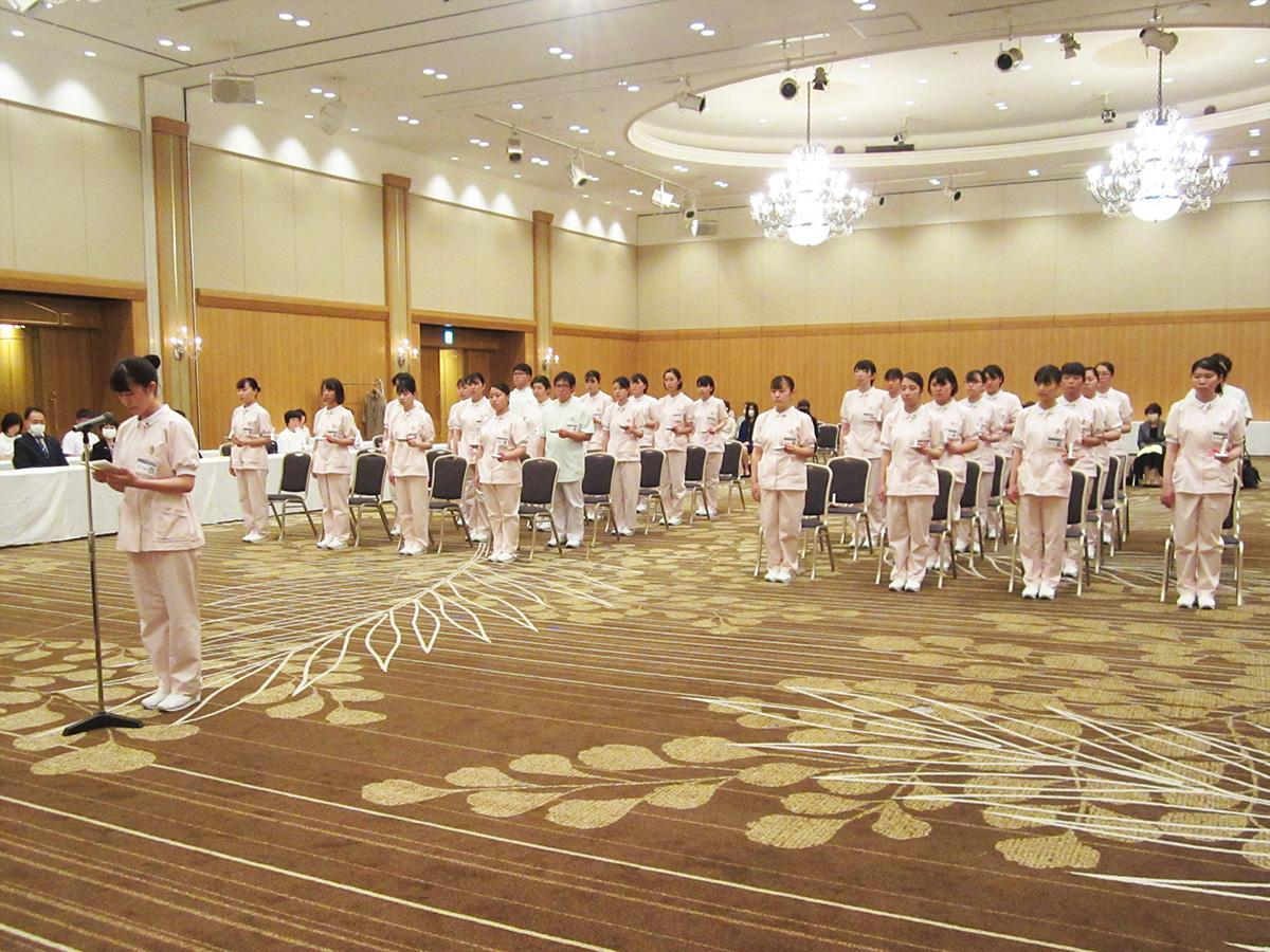 松村看護専門学校画像